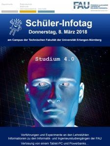 Schüler-Infotag der Uni Erlangen (Technische Fakultät)